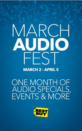 Audio Fest at Best Buy