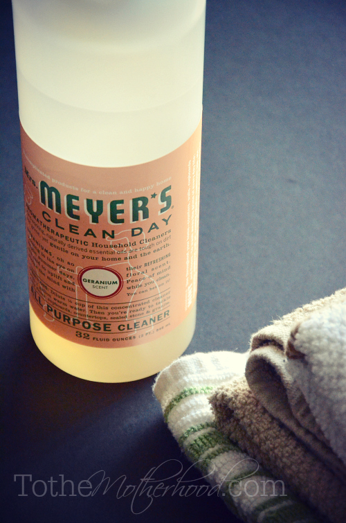 Mys Meyers Clean Day Geranium All Purpose Cleaner