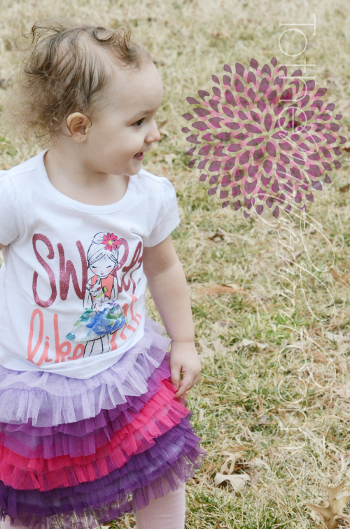 Sweet Like Me Tee from Garden Party Pretty Collection