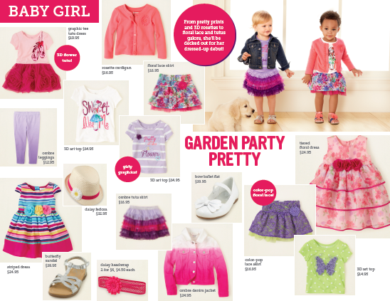 The Garden Party Pretty Collection