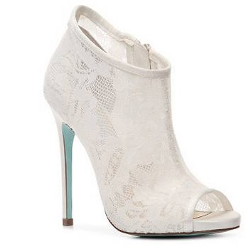 Betsey Johnson RSVP Bootie