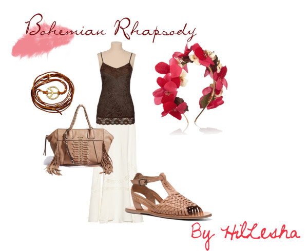 Bohemian Rhapsody Summer 2014 Shoe Trends: Everything from Pristine White and Chunky Heels to Jeweled Sandals and Boho Flats