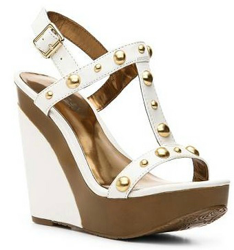 Carlos by Carlos Santana Isis Wedge Sandal Summer 2014 Shoe Trends: Everything from Pristine White and Chunky Heels to Jeweled Sandals and Boho Flats