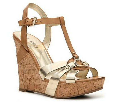 Guess Orela Wedge Sandal