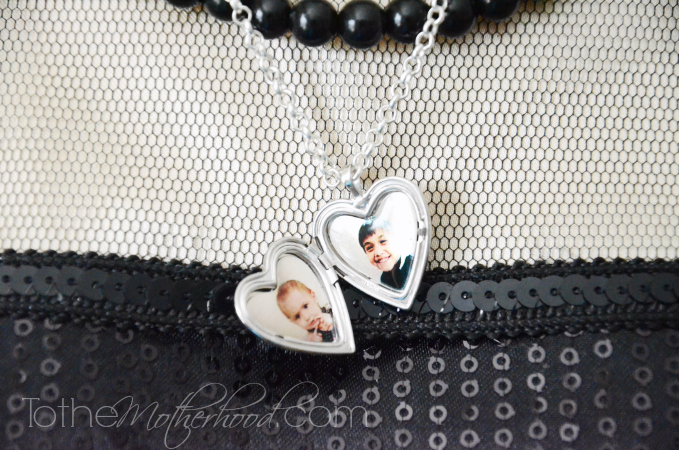 Locket for Mother's Day