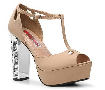 Two Lips Blintz Platform Pump