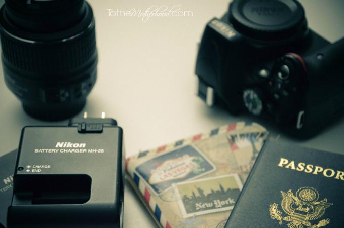 Traveling Essentials