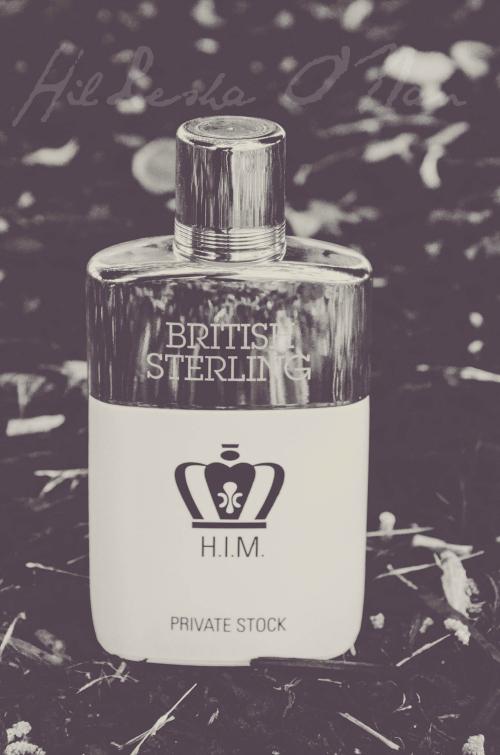 British Sterling Private Stock Cologne for Men