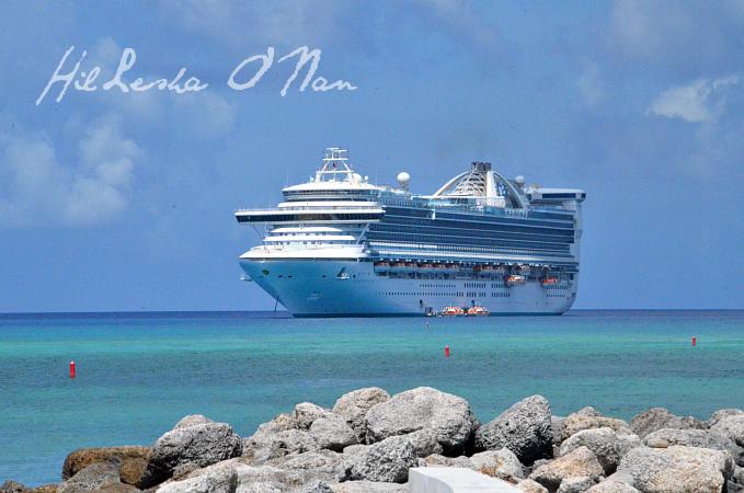 DSC 5341 Cruising to Princess Cays, Bahamas with Princess Cruises