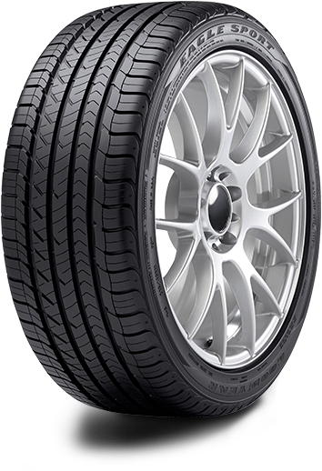 Goodyear's Eagle Sport All-Season tires