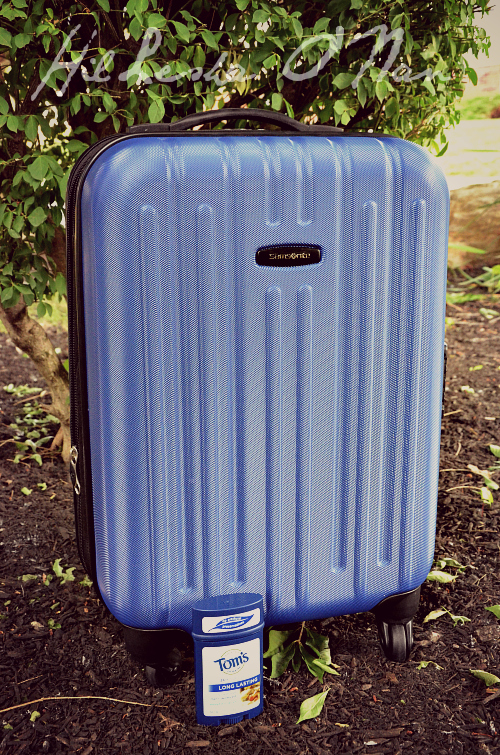 Long Lasting Odor Protection for Traveling