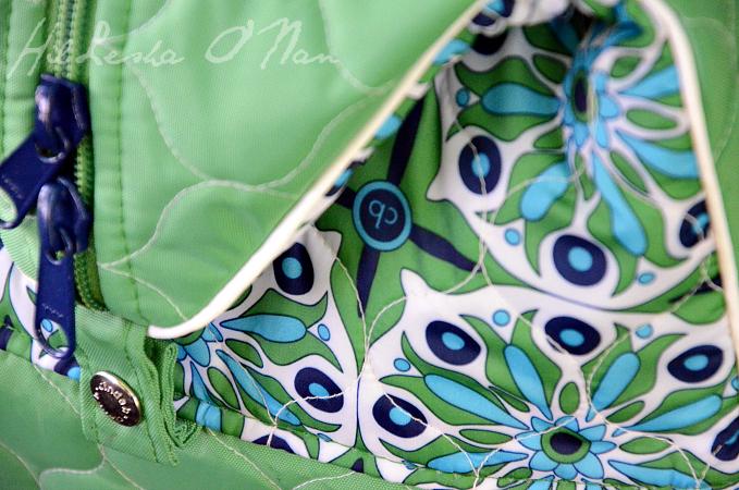 Verde Bonita Print