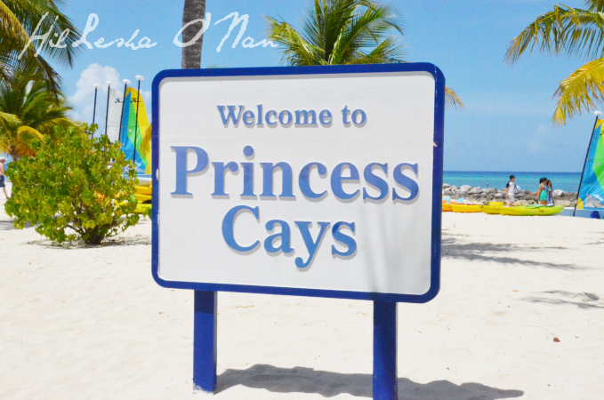 Welcome to Princess Cays