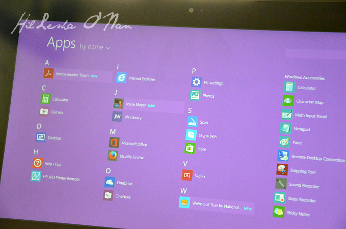 Windows 8 Apps for Microsoft Surface Pro 2