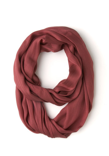 Brighten Up Circle Scarf in Berry $14.99