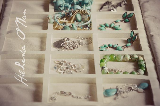 Jewelry Roll by Cristina V.