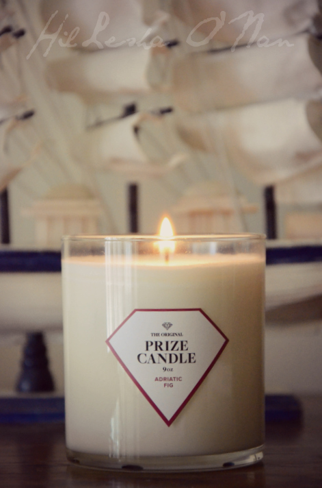 Adriatic Fig - The Original Prize Candle