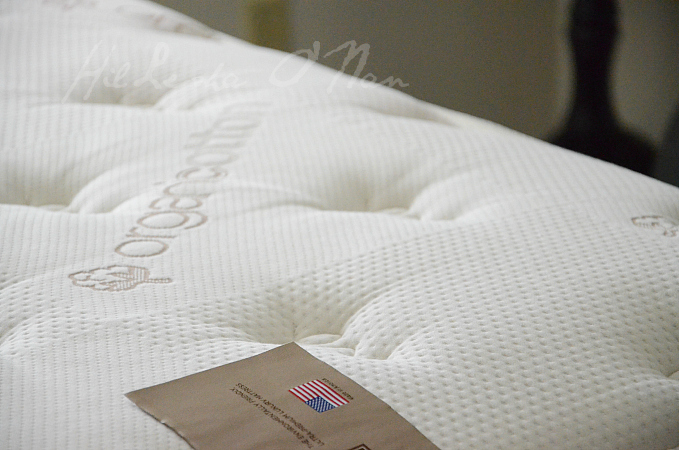 Organic Cotton  Saatva Mattress