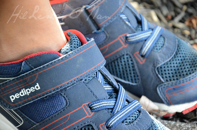 Pediped Mars Sneakers