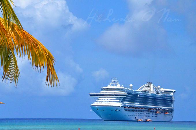 Princess Cays, Bahamas Beach