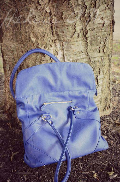 Quinn Handbag by Jordana Paige