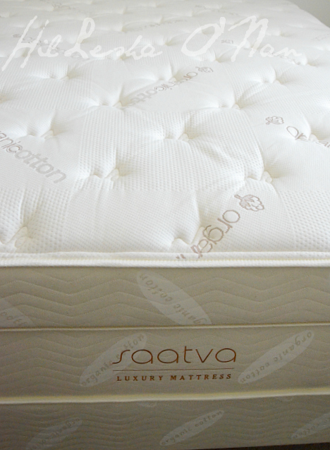 Saatva Luxury Mattress with Organic Cotton