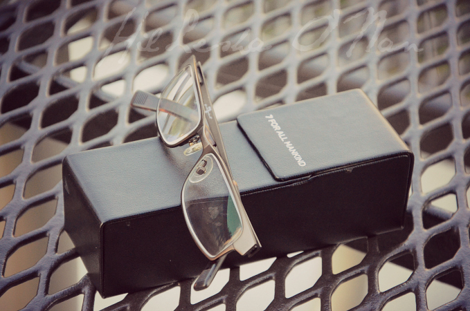 7 For All Mankind Glasses