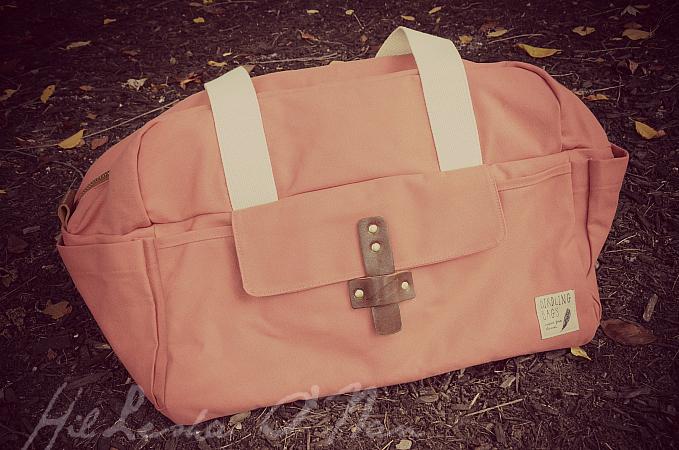 Birdling Bags Weekender Bag