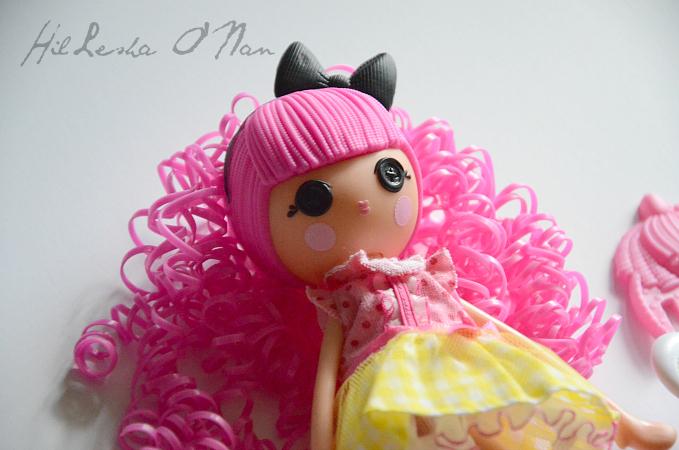 Closer Look of Lalaloopsy Girls Crumbs Sugar Cookie Doll