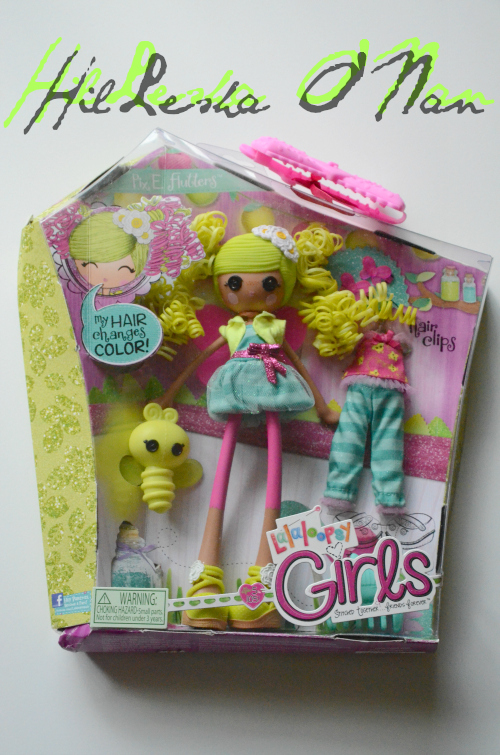 Lalaloopsy Girls Pix E. Flutters Doll