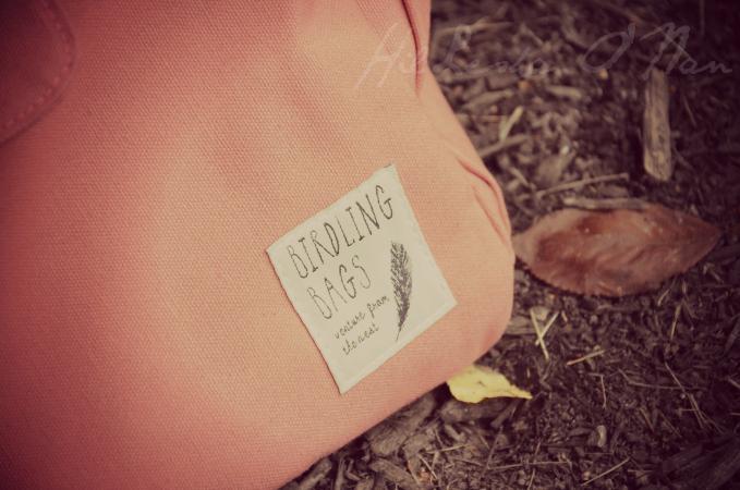 Sun Bleached Salmon Weekender Bag