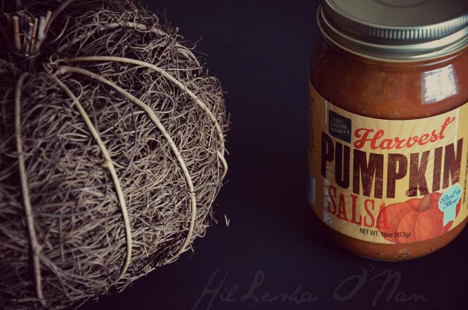 The Fresh Market Harvest Pumpkin Salsa