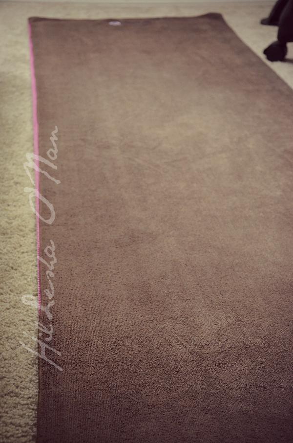 Aurorare Yoga Mat Towel III