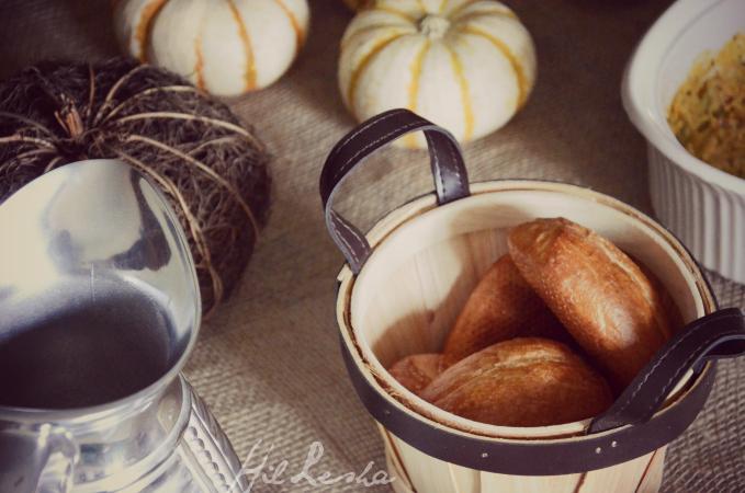 French Bread Rolls