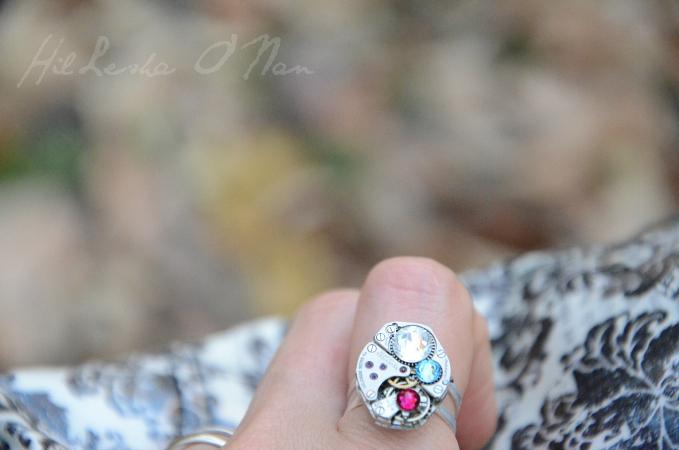 Mothers Ring Custom Birthstone Ring