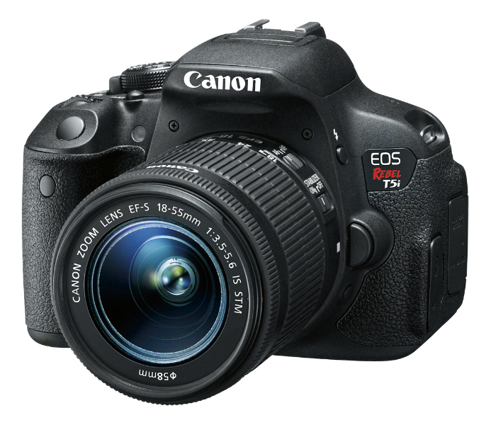 Canon EOS Rebel T5i