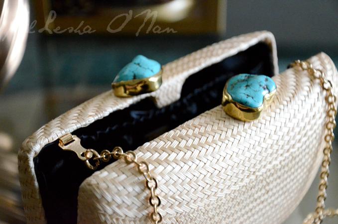Kayu Clutch Handbag