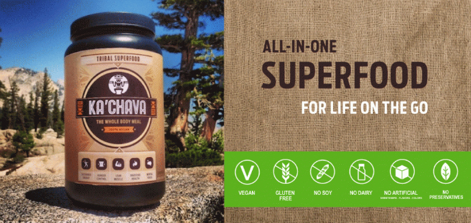 Kachava All in One Superfood Whole Body Meal
