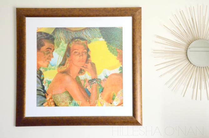1940s Couple at Beach Club