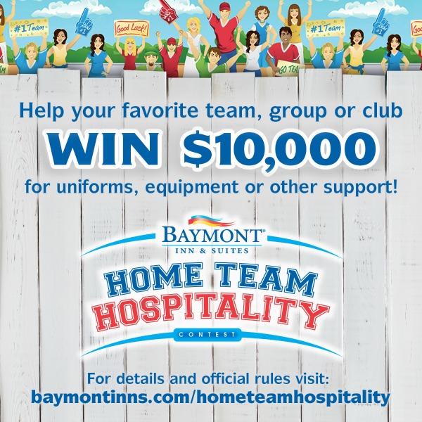 Home Team Hospitality Blogger Creative - 3.2015