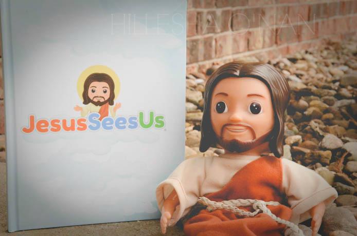 Jesus Sees Us + Doll