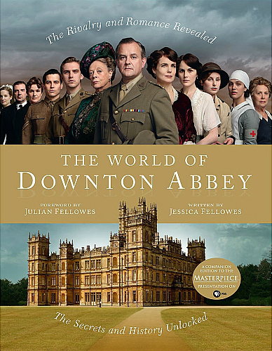 The-World-of-Downton-Abbey-Book