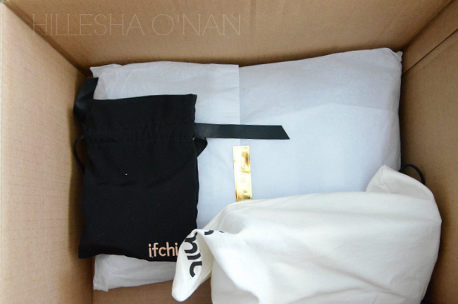 Unboxing ifchic