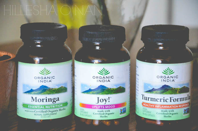 Organic India Supplements