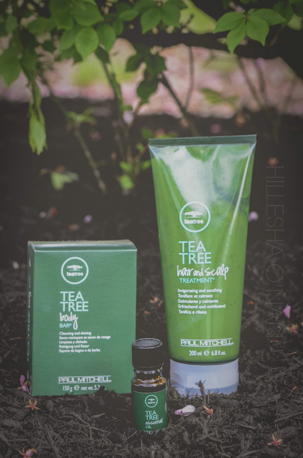 Paul Mitchell Tea Tree Line