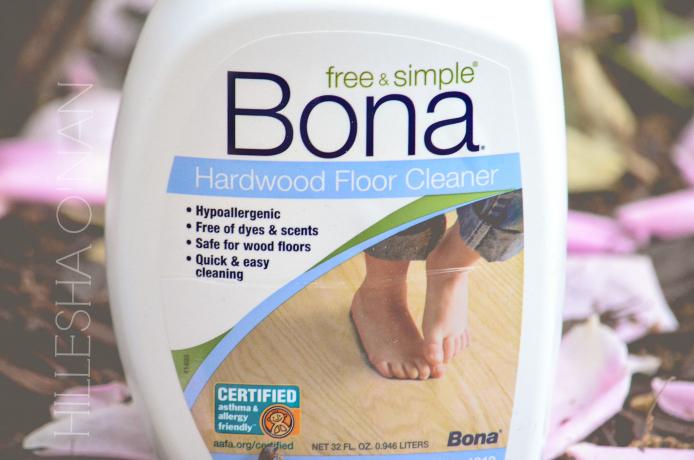 Bona Free + Simple Hardwood Floor Cleaner II
