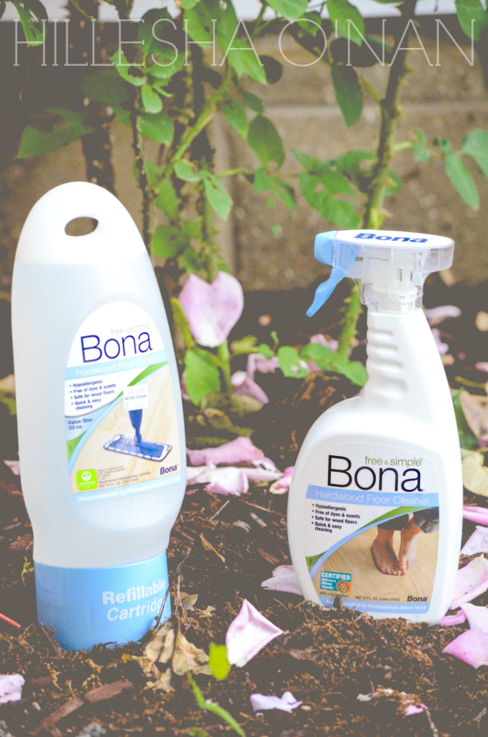 Bona Free + Simple Hardwood Floor Cleaner