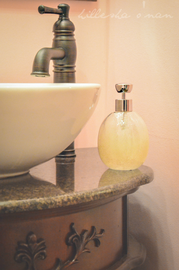 Liz Claiborne Amani Soap Dispenser