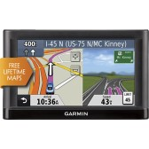 "Garmin - nüvi 52LM Essential Series - 5"" - Lifetime Map Updates"