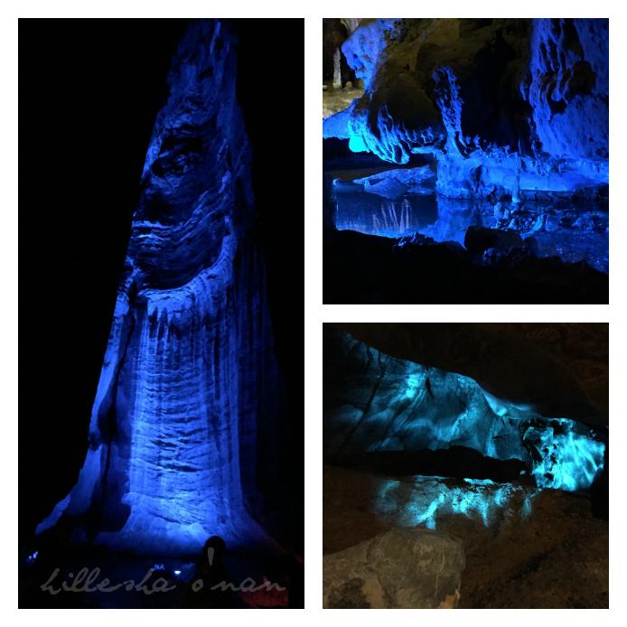 Cave Exploring Ruby Falls
